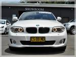 2013 BMW 1 2D CONVERTIBLE E88 MY12 UPDATE