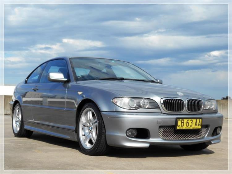 2005 BMW 3 2D COUPE 25Ci SPORT E46