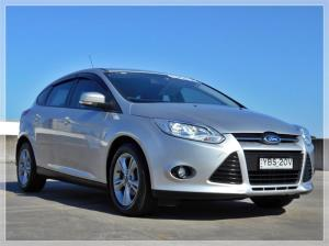 2013 FORD FOCUS 5D HATCHBACK TREND LW MK2