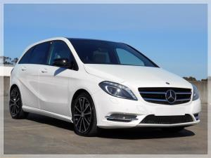 2012 MERCEDES-BENZ B250 5D HATCHBACK BE 246 MY13