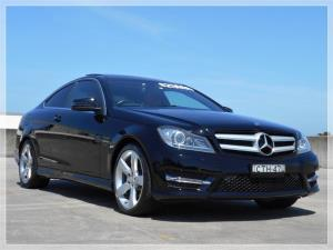 2014 MERCEDES-BENZ C250 2D COUPE CDI W204 MY14